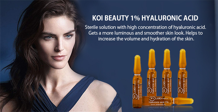 KOI BEAUTY 1% Hyaluronic Acid